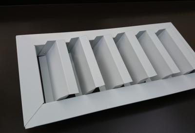 Skardinės ventiliacinės grotelės
