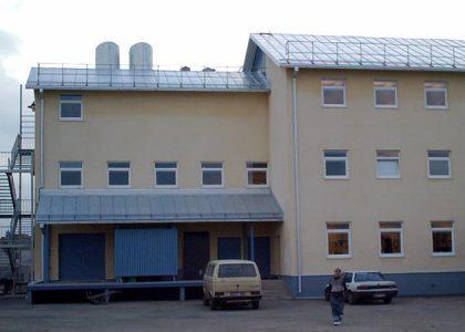Plieninis klasikinis (valcuojamas) stogas
