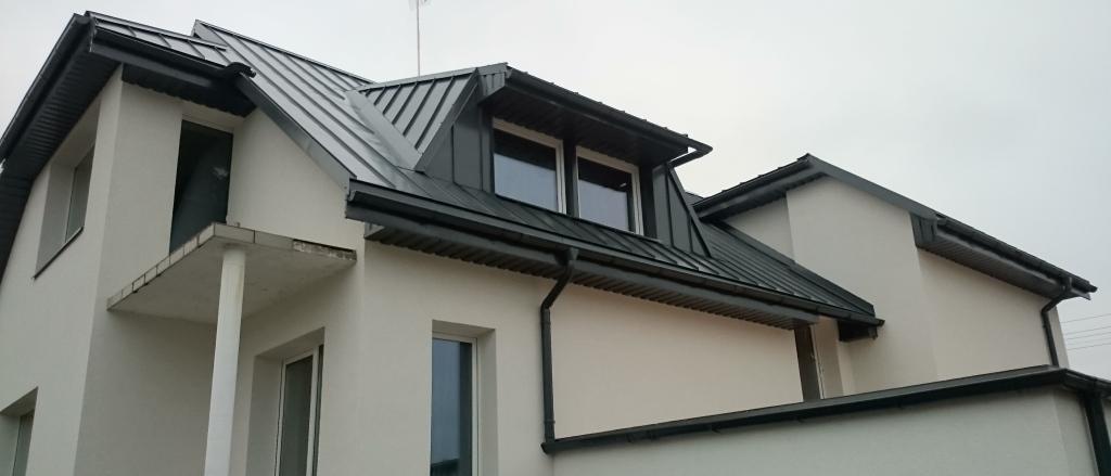 klasikinė stogo danga